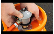 How to fit a butane gas regulator
