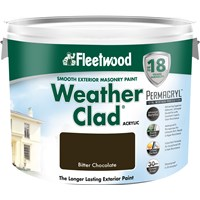 Fleetwood Weather Clad Masonry Colours - 10 Litre