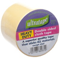 Trojan  Double Sided Heavy Duty Tape - 5m