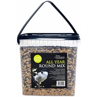 Tom Chambers  All Year Round Seed Mix - 5KG