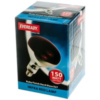 Eveready  Infrared Heat Light Bulb - 150W ES