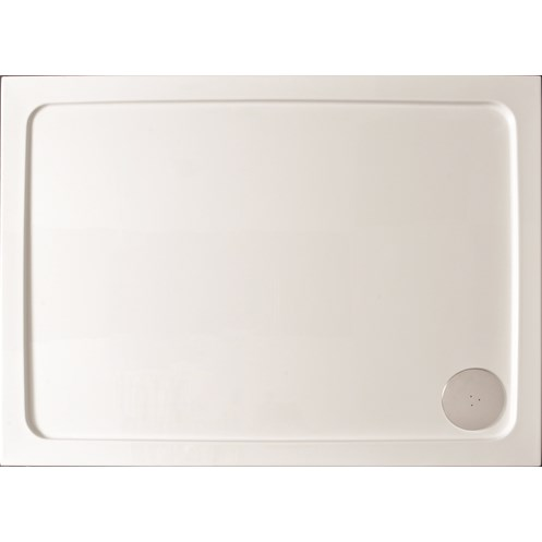 Kristal Low Profile Rectangular Shower Tray 1200 x 700mm