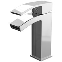 Peak Basin Mixer & Click Clack Waste