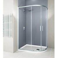 Flair Hydro Express Offset Quadrant Door 1000x800mm