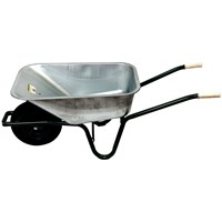 Phoenix  Heavy Duty Steel Wheelbarrow - 90 Litre