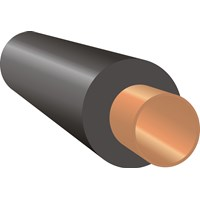 Economiser  AeroFlex Unslit Pipe Insulation - 1/2in x 2m