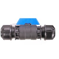 Philmac  Metric/Imperial Ball Valve Pipe Fitting