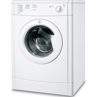 Indesit  White Vented Tumble Dryer - IDV75