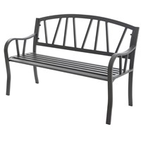 Houston Bench - Graphite