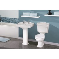 Legend 5 Piece Bathroom Suite